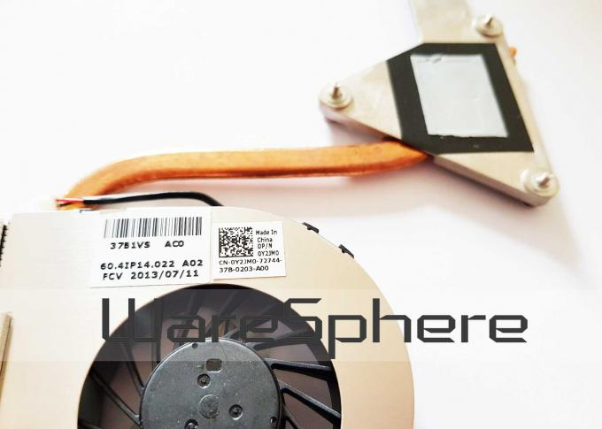 Ανεμιστήρας lap-top ΚΜΕ Heatsink Y2JM0 0Y2JM0 60.4IP14.012 για τη Dell Inspiron N5040